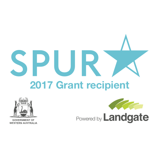SPUR powered by Landgate 2017 Grant Winner
